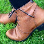 Mijn nieuwe schoenen van Wolky!