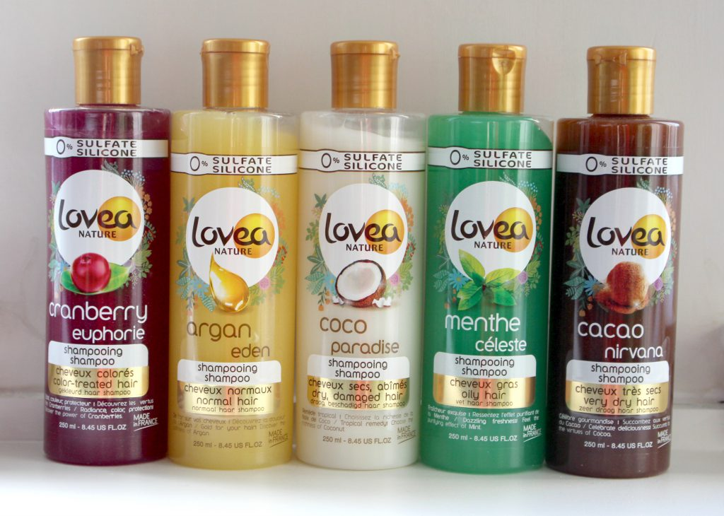 shampoo zonder sls parabenen en siliconen