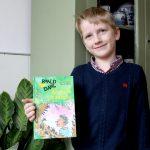 Boekenreview: Heintje en de minpins – Roald Dahl