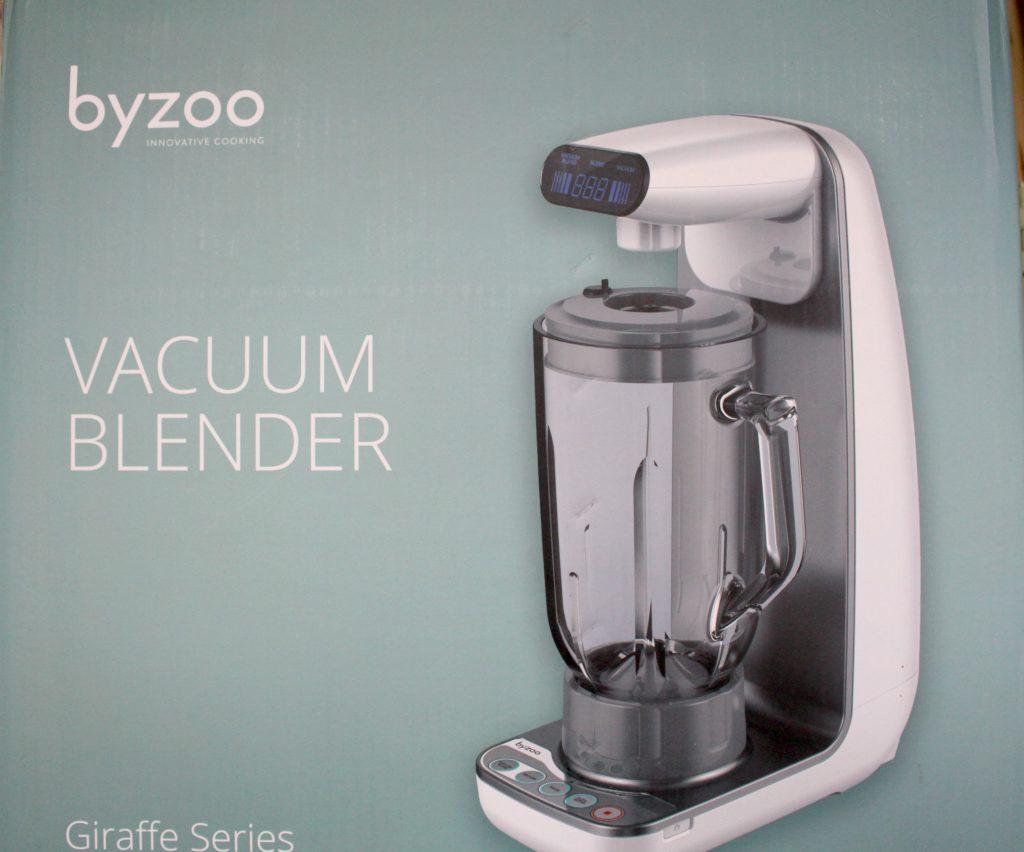 Byzoo vacuumblender