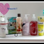 Win een heerlijk beautypakket!