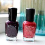 Prachtige nagellak van Zoya