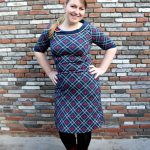 Outfit of the Day: Tante Betsy Dress Lucy Viola Navy