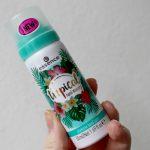 Nieuw! essence tropical hand mousse