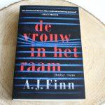 Boekenreview: De vrouw in het raam – A.J. Finn