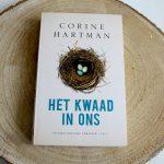 Boekenreview: Het kwaad in ons – Corine Hartman