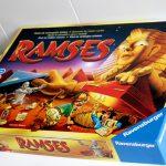 Spelletjestijd met Ramses het bordspel!