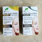 Dr. Organic Pro Collagen+ Anti-Aging Moisturizers