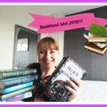 Mijn bookhaul van de maand mei!