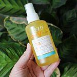 Jezelf goed beschermen in de zon met Vichy Ideal Soleil Zonbeschermend water