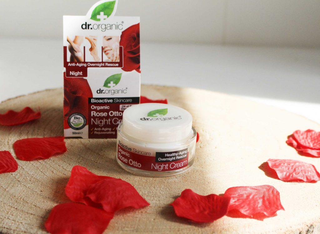 dr organic rose otto