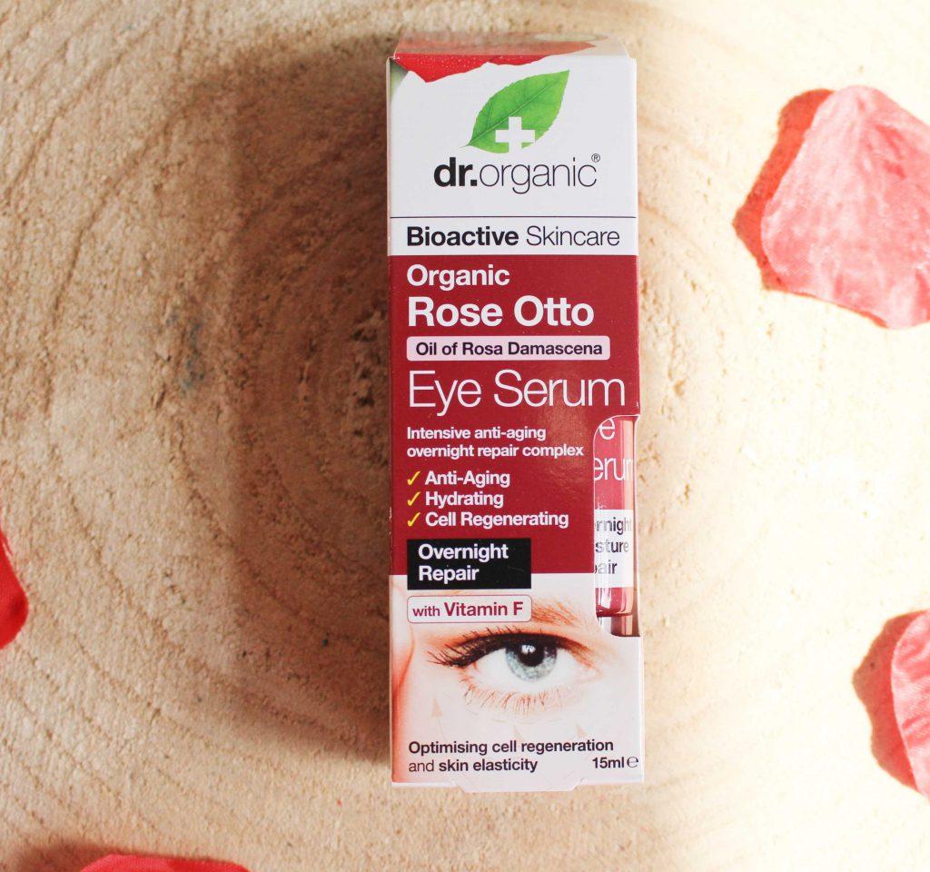 dr. organic rose otto