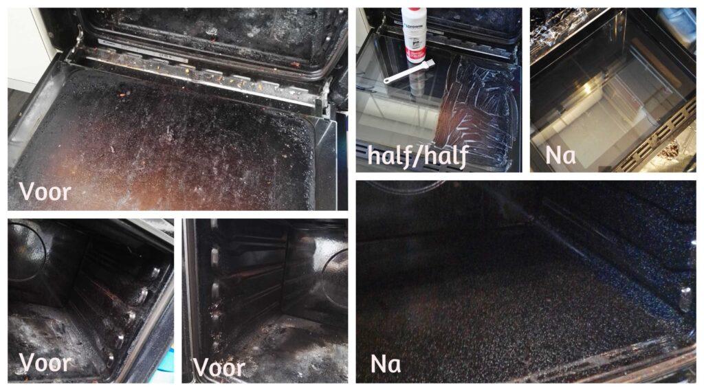 prowin oven en grill reiniger