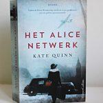 Boekenreview: Het Alice netwerk – Kate Quinn