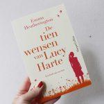 Boekenreview: De tien wensen van Lucy Harte – Emma Heatherington