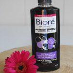 Nieuw! Bioré micellair reinigingswater met houtskool