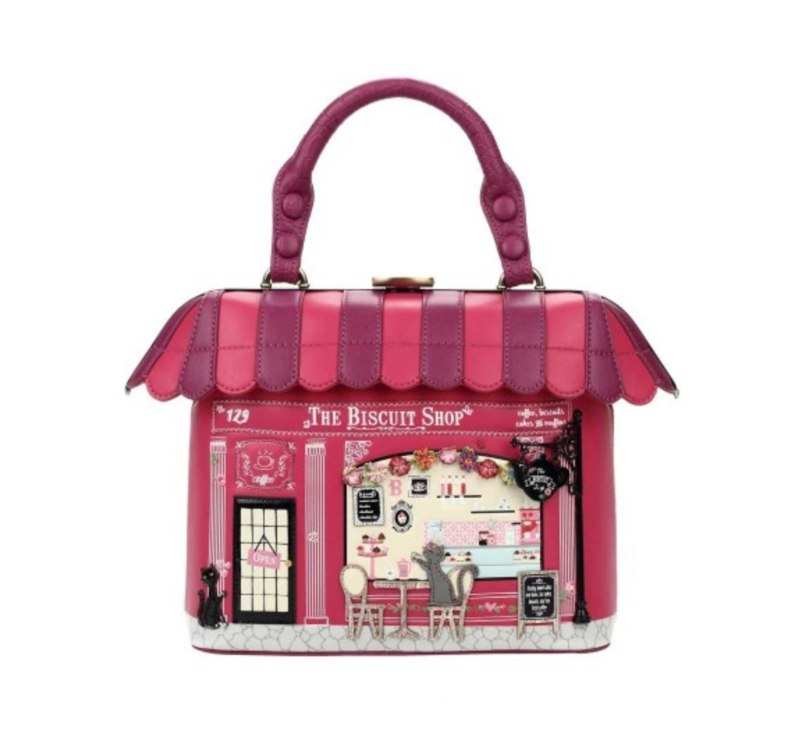 Biscuit Shop Cherry Grab Bag - Vendula London