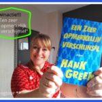 Win 'Een zeer opmerkelijk verschijnsel' van Hank Green