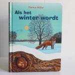 Boekenreview: Als het winter wordt – Thomas Müller
