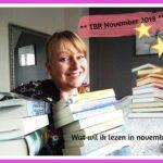 TBR November! Wat wil ik lezen deze maand?