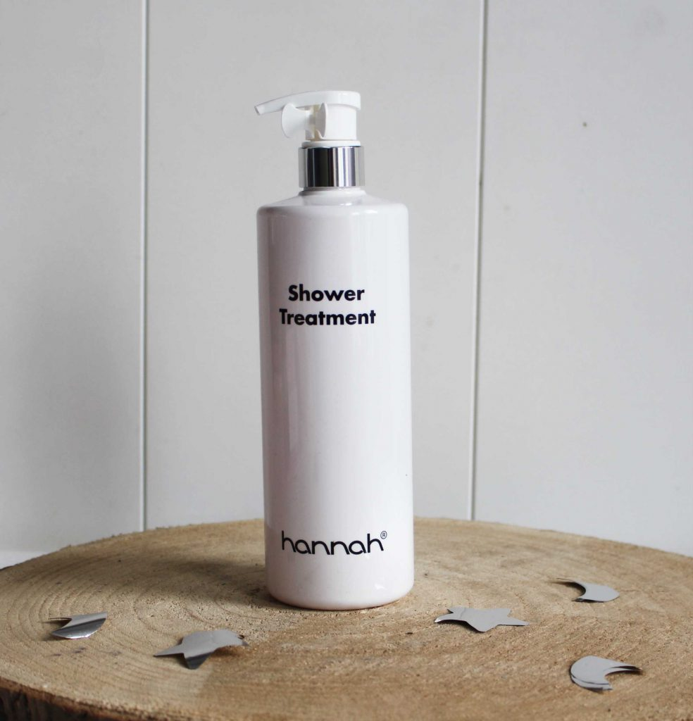 WINTER SHOWER POWER MET HANNAH® SHOWER TREATMENT