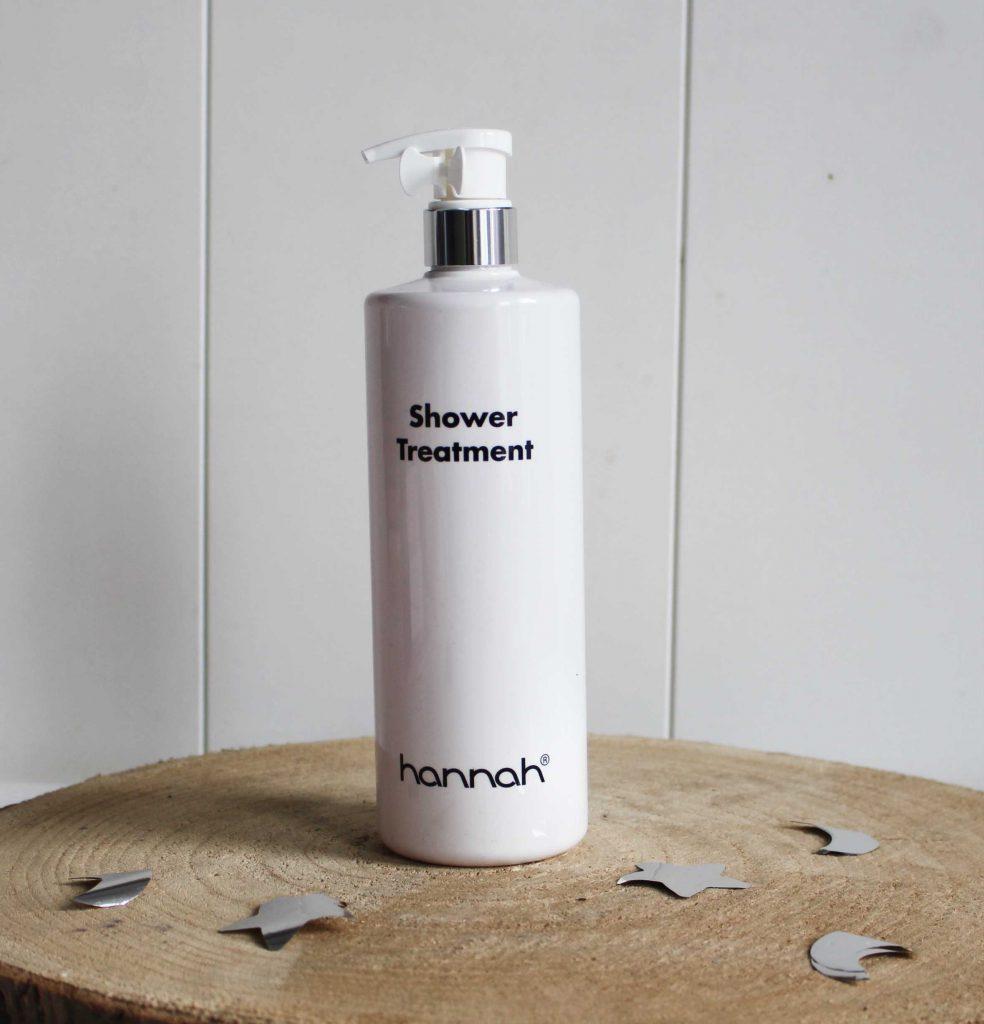 WINTER SHOWER POWER MET HANNAH® SHOWER TREATMENT