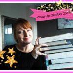 Wrap Up Oktober 2018 ** Wat heb ik allemaal gelezen in oktober? **