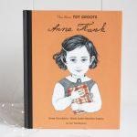 Van klein tot groots: Anne Frank – Maria Isabel Sánchez Vegara