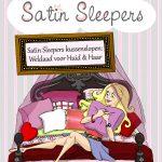 Satin Sleepers, kussensloop voor een mooie huid en mooi haar!