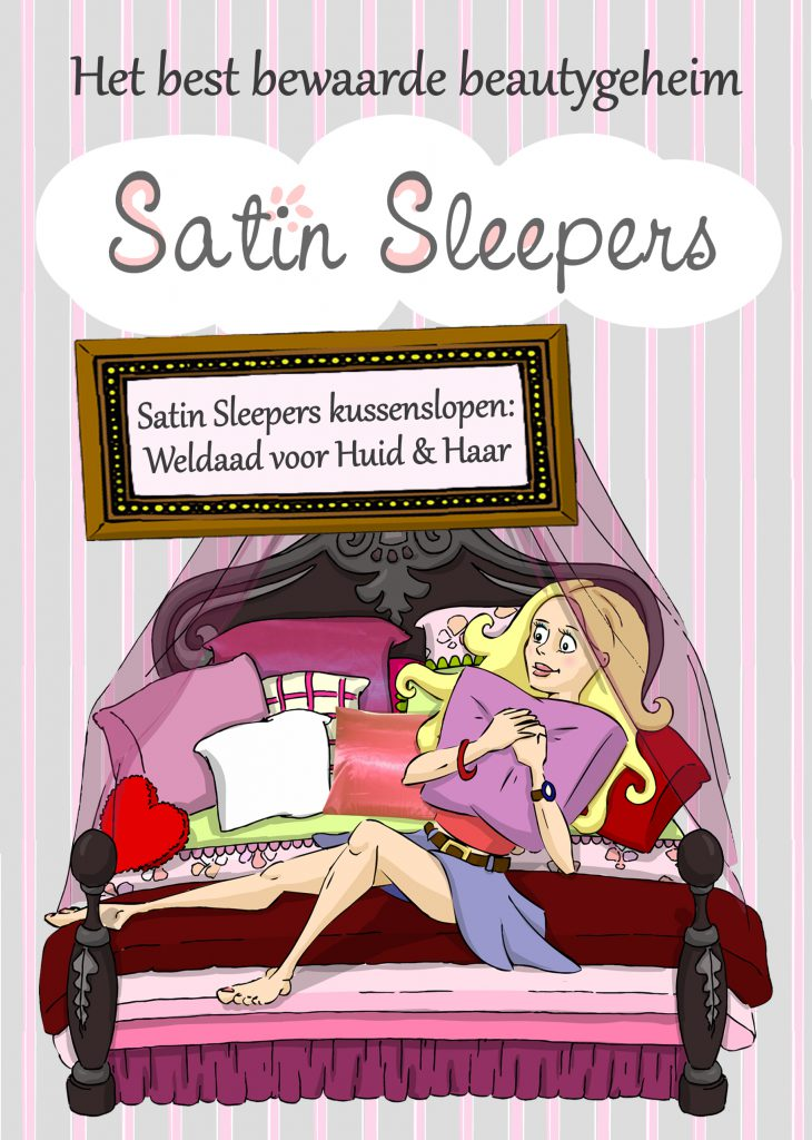 satin sleepers