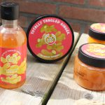 Nieuw! The Body Shop Totally Tangled Ginger