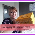 Unboxing de Illumicrate box juni 2019