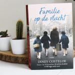 Familie op de vlucht – Diney Costeloe