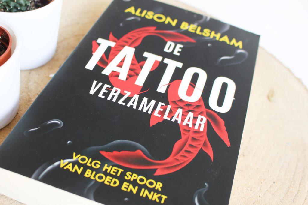 de tattoo verzamelaar