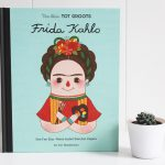 Van klein tot groots: Frida Kahlo – Gee Fan Eng * Maria Isabel Sánchez Vegara
