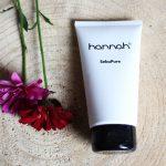 hannah SebuPure, helpt bij een onzuivere (acne) huid