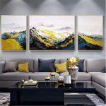 Geef je interieur meer sfeer met een mooi schilderij