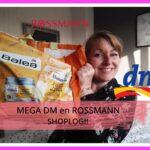 Mega DM en Rossmann shoplog!