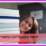 Mega TBR stapel voor september!
