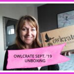 Owlcrate September 2019 Unboxing *Fear the Night*