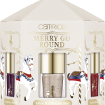 MERRY GO ROUND MINI ICONAILS IN  EEN VINTAGE  CARROUSEL  VOOR KERSTMIS
