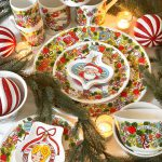 Blond Amsterdam Kerstservies