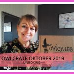 Owlcrate Bookbox Oktober unboxing