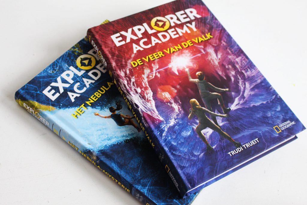 explorer academy
