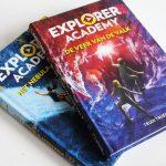 Een hit! Explorer Academy boeken van National Geographic – Trudi Trueit