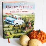 Harry Potter and the Chamber of Secrets Illustrated – J. K. Rowling