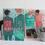 Graphic Novel tip! Heartstopper 1 & 2 – Alice Oseman