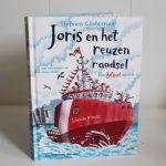 Joris en het reuzenraadsel – Thijmen Gijsbertsen