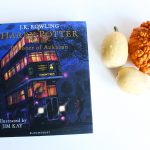 Harry Potter and the Prisoner of Azkaban Illustrated Edition – J.K. Rowling