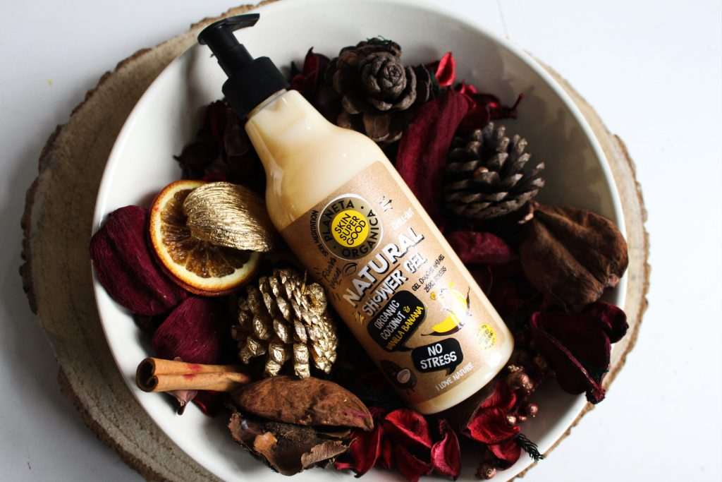 Planeta Organica Super Skin Good Natural Shower Gels